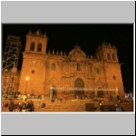 Kathedrale am Plaza de Armas, Cusco