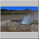El Tatio Geysire, Chile